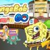 Spongyabob Pokemon Go játék
