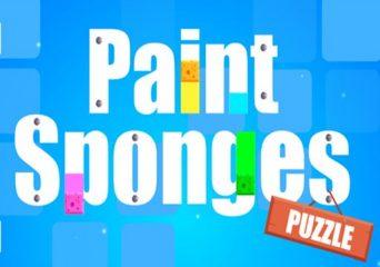 Szivacs festős puzzle